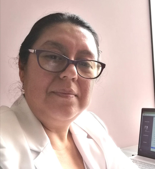 Dra. Leslie Díaz Garrampié