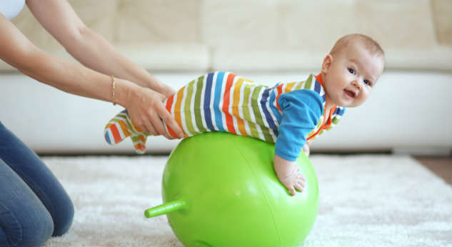 estimulacion temprana niño